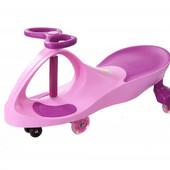 Супер новинка! Машинка Smart Сar New pink  из улучшенного пластика и с колёсами из полиуретана.
