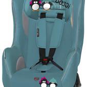 Детское автокресло bertoni pilot+ 9-18 kg aquamarine igloo