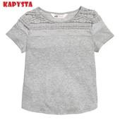 Модная футболка H&M (14+,170 см) на девочку.