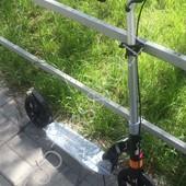 Самокат Explore Stroll двухколесный с ручным тормозом, новый