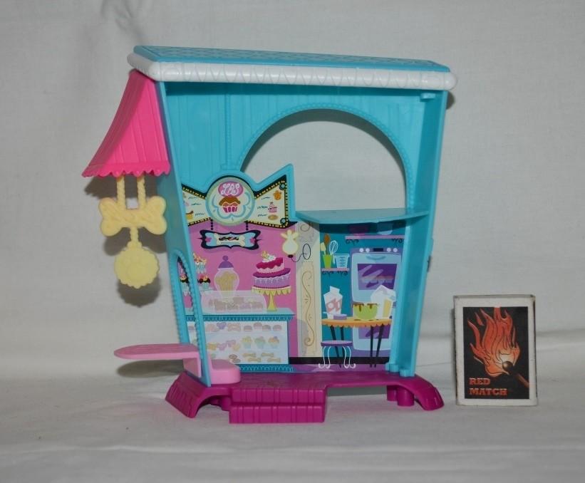 Домик- зоомагазин для зверушек littlest pet shop (пет шоп) lps фото №1