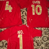 Фірмові .Оригінал футбольні футболки Umbro.