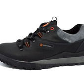 Кроссовки Merrell gore-tex black gray