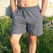 Мужские шорты ,лен/хлопок. размеры 44-56