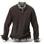 Теплый свитер пуловер Tcm Tchibo р. XL Германия