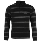 Рубашка-поло Pierre Cardin Long Sleeve Polo