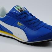 Кроссовки Puma speeder синие мужские