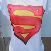 Женская летняя футболка с принтом, р. 42-46. Распродажа! Осталась 1 шт.