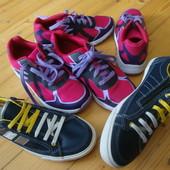 Кроссовки Clarks Pink 34-35 размер