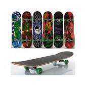 Скейт детский -6 видов   Замечательный яркий детский скейт для Вашего маленького люб