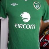 Фірмова .Оригінал футбольна футболка Umbro.Ірландія .