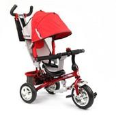 Детский трехколесный велосипед Lexx Trike air QAT-017 разных цветов