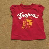 футболочка на 12 -18 мес для девочки