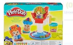 Play-doh сумасшедшие прически от hasbro плей до фото №1