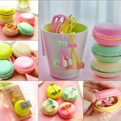 Наушники Macarons макарун печеньки.
