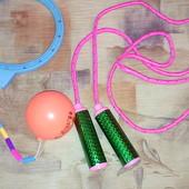 spinopper мячик скакалка