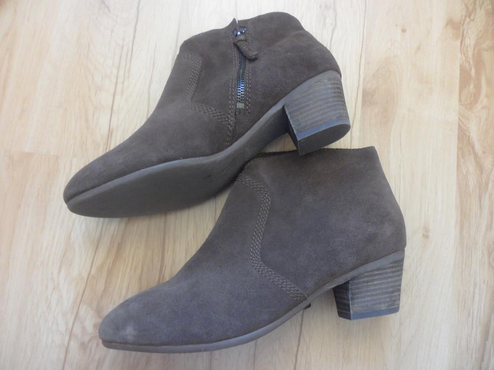 Ботинки clarks, размер 39,5. фото №1