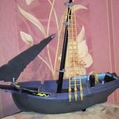 Большой корабль Playmobil