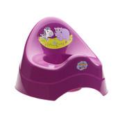 Горшок музыкальный 'Зоо' Maltex 9852 Польша фиолетовый 1219852