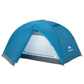 Двухместная палатка с двумя тамбурами