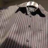 Marc O'Polo. Моднейшая полосатая рубашка. two-ply