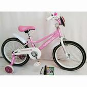 Сигма Юна 14 16 18 20 дюймов велосипед двухколесный детский Sigma Uoona