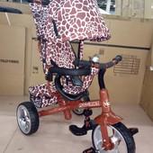 Оригинальный трехколесный велосипед Zoo-Trike 0005, 342
