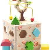 Логический куб, Мди Артикул: Д014