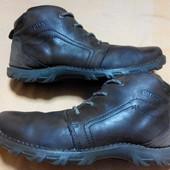 Ботинки Caterpillar кожаные оригинал р.45