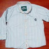 Рубашка моднявая на 2-3года