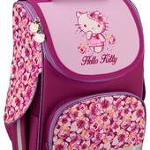 Рюкзак школьный каркасный Kite Hello Kitty hk16-501S
