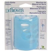 Защитный чехол для стеклянной бутылочки Dr. Brown's Natural Flow® 120 мл, голубой