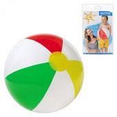 Мяч 59010 разноцветный