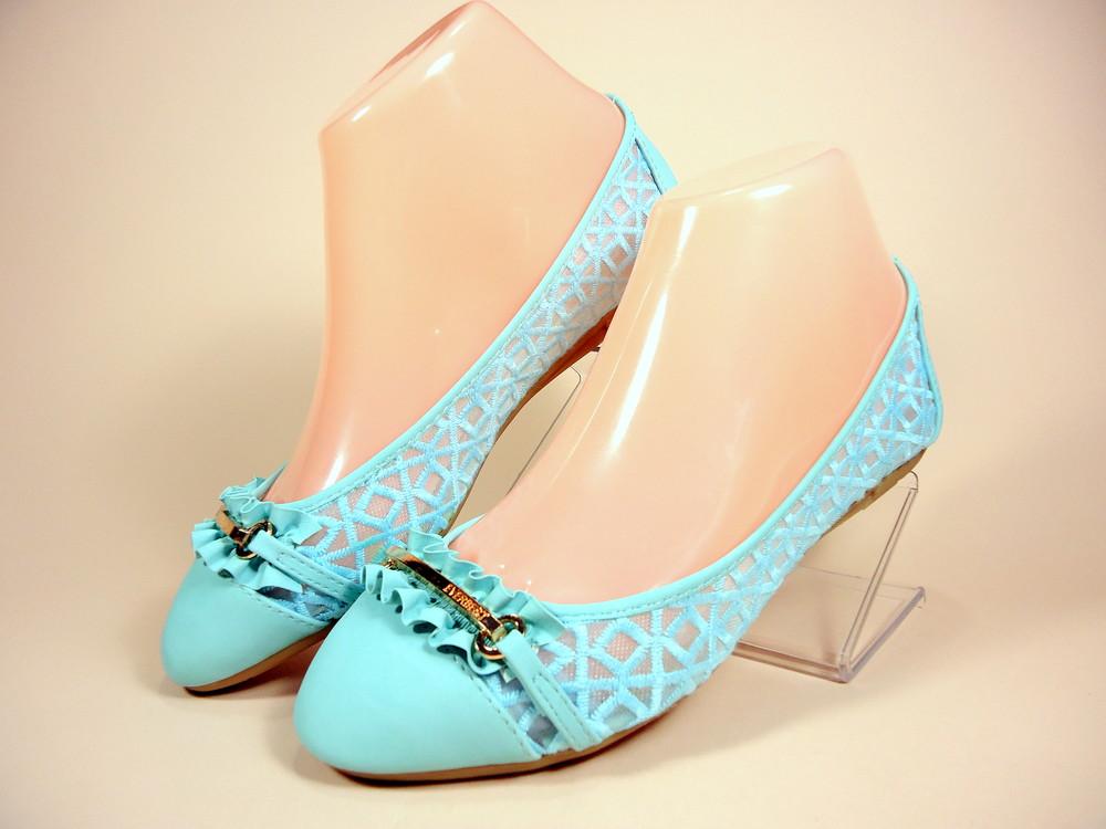 Ажурные, легкие, красивые балетки. размеры 36-41. фото №1