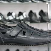 Новинка!!! Летние туфли,мокасины Мужские натуральная кожа