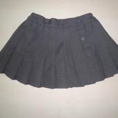 Классическая клешная юбочка 2-3 года(92 см)
