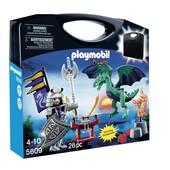 Playmobil 5609 Рыцарь с драконом. Набор в чемоданчике