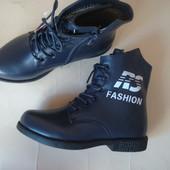 ботинки для девочки демисезонные 33 34 размер