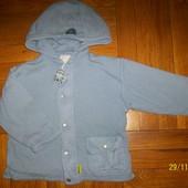 куртка ветровка  2-3 года мальчику.