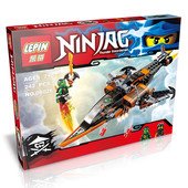 Конструктор Lepin Ninja Ниндзя 06026, 06029, 06030