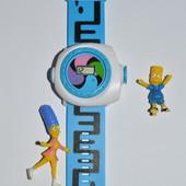 Мультяшные часы-проекторы