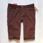 Новые стиляжные вельветовые шорты для девочки. GAP. Размер 10-11 лет