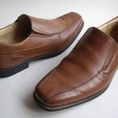 Кожаные туфли Anatomic&Co р.43 - 29см.