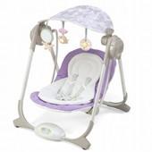 Кресло-качалка Chicco Polly Swing сиреневое (67691.41)