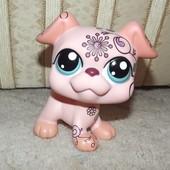 Littlest Pet Shop  12 см большой щенок Hasbro