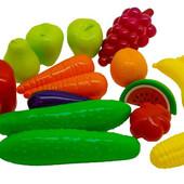 Продукты овощи и фрукты 16 предметов Орион 379 ролевые игры