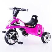Велосипед Титан детский трехколесный - зеленый фиолетовый розовый красный голубой