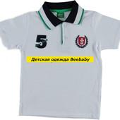 Детская футболка с воротником Beebaby (Бибеби)