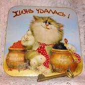 Ключница-панно,ручная работа))