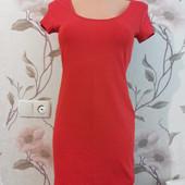 Красное платье по фигурке С-М